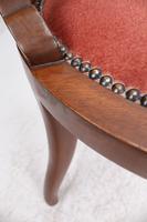Edwardian Mahogany Tub Chair (12 of 13)