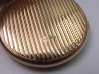 Art Deco 9ct Gold Locket (3 of 6)