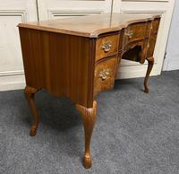Burr Walnut Dressing Table or Desk by Gillows (11 of 16)