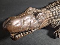 Crocodile Vesta Cigarette Case (2 of 5)