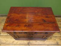 Vintage Indian Cabinet, TV Stand Storage Cabinet with Small Drawers (4 of 11)