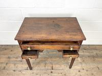 Early 19th Century Oak Side Table or Lowboy (5 of 10)