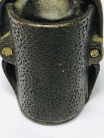 Small Brass Monkey Vesta Match Holder With Glass Eyes (15 of 17)