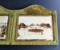 The 1907 Irish International Exhibition, Dublin Souvenir Photographs in Original Glass & Case (2 of 5)