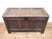 18th Century Oak Blanket Box (2 of 14)