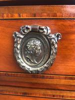 Antique Inlaid Satinwood Ladies Writing Desk (7 of 15)