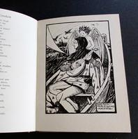 1920 Shorter Poems  By Christina Rossetti illustrated By Florence Harrison 1st Edition (5 of 6)