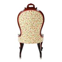 Victorian Rosewood Ladies Chair (6 of 8)