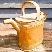 Brass Antique Watering Can (2 of 6)