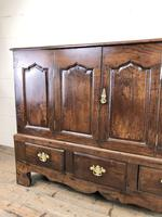 18th Century Welsh Oak Carmarthenshire Coffer (8 of 20)