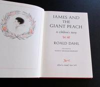 1961  James & The Giant Peach by Roald Dahl  1st American  Edition (6 of 6)