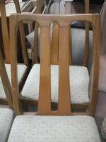 Set of 4 Retro Nathan Dining Chairs (2 of 3)