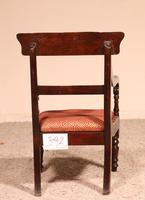Small Child Chair from 19th Century in Mahogany- England (4 of 8)