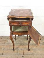 Antique French Marble Top Side Cupboard (3 of 9)