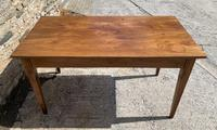Small Antique French Elm Farmhouse Table (20 of 22)