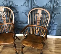 Pair of Windsor Chairs (8 of 14)