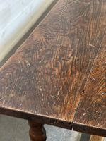 Wonderful Antique Large Refectory Farmhouse Dining Table (12 of 31)
