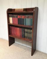 1930s Solid Mahogany Bookcase (5 of 8)