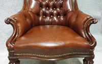 Wonderful William IV Library Chair (13 of 13)