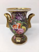 Stunning Antique Spode Vase Pattern 1166 c.1820 (2 of 14)