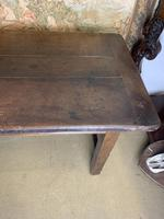 Late 19th Century Oak Farmhouse Table (7 of 7)