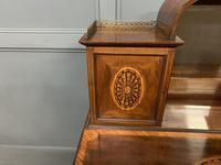 Edwardian Inlaid Mahogany Bonheur Du Jour (12 of 23)