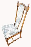Wonderful set of Eight Ash Ercol Hampton Dining Chairs (4 of 8)