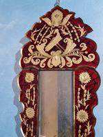 Pair of Venetian Mirrors with Applique, 1880 (4 of 9)