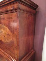 Stunning William & Mary Period Walnut Inlaid Escritoire (5 of 17)
