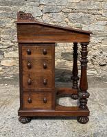 Regency Rosewood Davenport Desk (21 of 26)