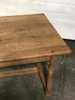 French Farmhouse Table with drawers (24 of 25)