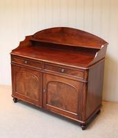 Late 19th Century Mahogany Sideboard (8 of 10)