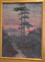 American Oil Painting Raquette Lake, New York State (4 of 8)
