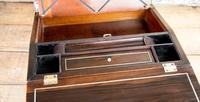 William IV Rosewood Lapdesk 1830 (2 of 10)