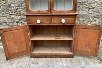 Small Antique Pine Glazed Dresser (10 of 18)