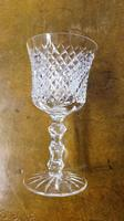 Set of Four Large Waterford Wine Goblets (7 of 8)