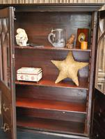 Georgian Mahogany Hanging Cupboard (6 of 7)