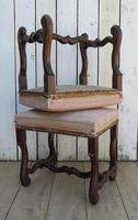 Pair of Os De Mouton Foot Stools (6 of 7)