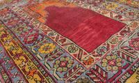 Antique Anatolian Prayer Rug (3 of 8)