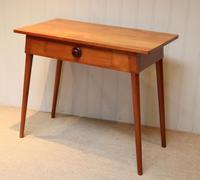 Mid Century Teakwood Desk (8 of 10)