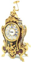 Outstanding Martinto Paris French Boulle Mantle Clock Ormolu Dragons Chinese Rider (4 of 10)