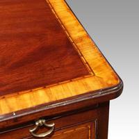 George III Inlaid Kneehole Desk (8 of 17)