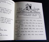 1930 Nursery Rhymes Illustrated by Jack Orr,  Rare Paramount Series (6 of 7)
