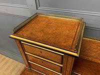 19th Century Amboyna Writing Desk (14 of 19)