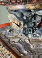 Magnificent Quan Am 'Guanyin' - Antique Carving (2 of 6)