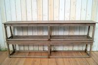 19th Century Pine Benches (7 of 10)