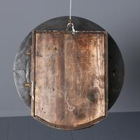 Oak Fusee Wall Clock by Hamilton & Inches (5 of 6)