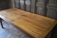 Early 19th Century Extending Farmhouse Table (3 of 8)
