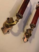 A Pair of Victorian Door Pulls (2 of 2)