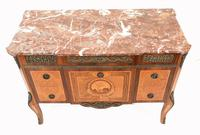 Scandinavian Commode Marquetry Chest of Drawers c.1920 (4 of 15)